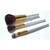 "Ontic Minerals brush set ""FACE TRIO"""