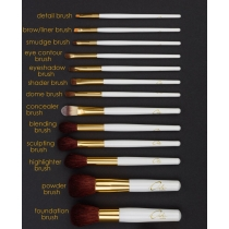 Ontic Minerals brush collection